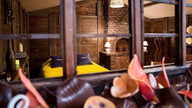 Αποτέλεσμα εικόνας για Το πιο ...γλυκό κατάλυμα στον κόσμο: Σοκολατένια αγροικία στη Γαλλία