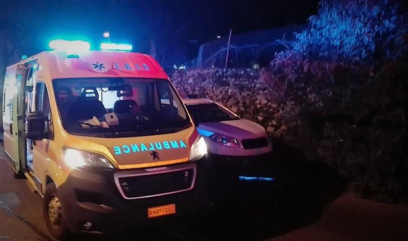 Θανατηφόρο τροχαίο δυστύχημα έγινε λίγο πριν τις 20.30 το βράδυ της  Τετάρτης 09be5e8ba7a