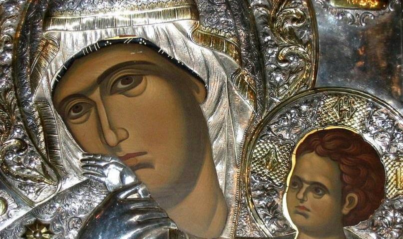 Έλευση Ιεράς και Θαυματουργού Εικόνας Παναγίας Παραμυθίας στην Κίσσαμο |  Kriti24.gr