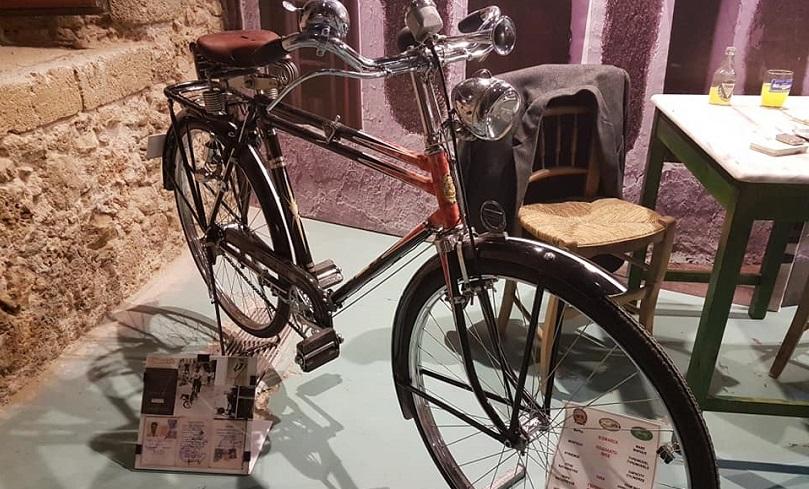 ποδηλάτες που χρονολογούνται