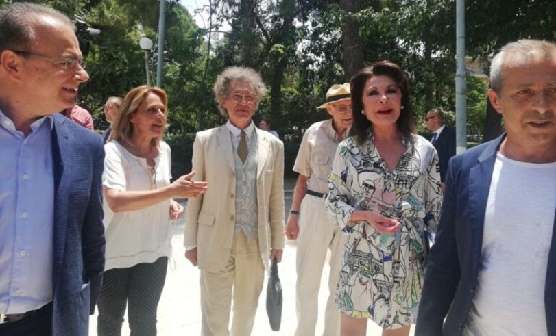 Στο Ρέθυμνο η Γιάννα Αγγελοπούλου – Δασκαλάκη για το 2021 | Φωτο |  Kriti24.gr